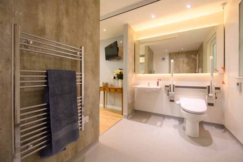 The Care Annex Bathroom